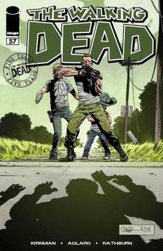 The Walking Dead #57 Español de España Castellano