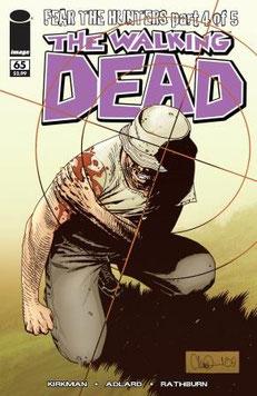 The Walking Dead Comic #65 Español de España
