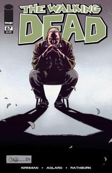 The Walking Dead Comic #67 Español de España