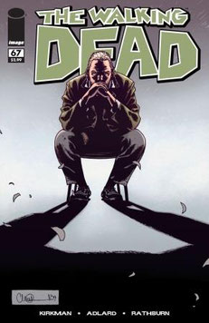 The Walking Dead Comic #67 Español de España