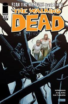 The Walking Dead Comic #64 Español de España