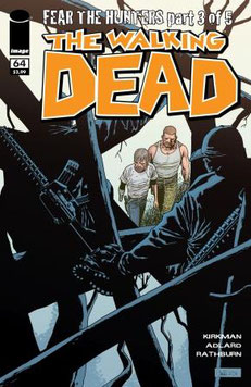 The Walking Dead Comic #64 Español de España