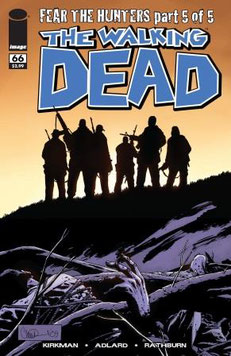 The Walking Dead Comic #66 Español de España