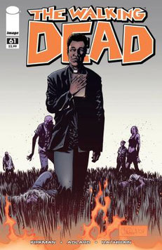 The Walking Dead Comic #61 Español de España