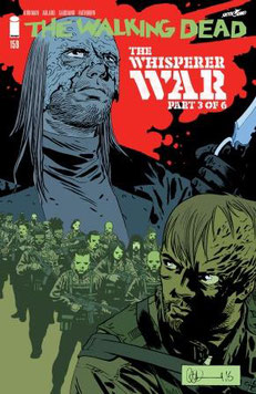 The Walking Dead Comic #159 Español de España