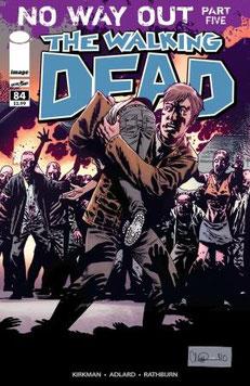 The Walking Dead Comic #84 Español de España