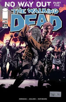 The Walking Dead Comic #84 Español de España