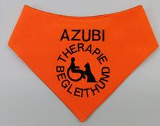 Behinderten Begleithund AZUBI / Halstuch