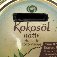 Kokosöl Kokosfett gegen Zecken