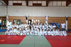 Kreis Judo Safari in Sand 13.07.2019