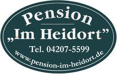 Pension im Heidort, bei Bremen