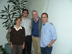 Bill McKibben bei GreenCity e.V. in München, 2009