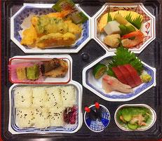 徳島市 浜仲 お弁当 皿鉢料理