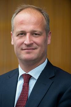 Jonas van Stekelenburg succeeded Enno Osinga as head of Schiphol Cargo -  pictures AMS