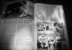 Das Komplett Magazin bei Krav Maga Fight&Fitness
