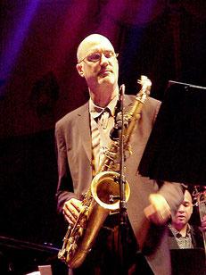 ジャズテナーサックスの偉人、マイケル・ブレッカー