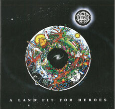 ONE EYED GOD - A Land Fit For Heroes