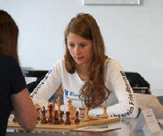Schachseminar und Simultan mit Melanie Ohme in Rheda-Wiedenbrück