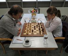 Deutsche Schach Einzelmeisterschaft 2012 Osterburg