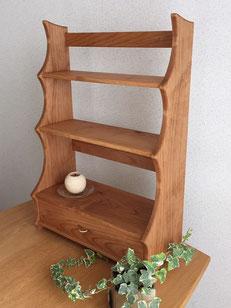 キトヒト kitohito 木工 家具 飾り棚