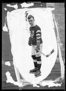 "Russell ""Barney"" Stanley, 1918 oder 1919"
