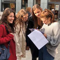 Wir begrüßen die Erstsemester aus sieben Studiengängen bei uns am Bodensee Campus.