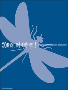 Plakatwerbung der Ausstellung