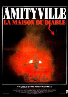 Amityville - La Maison Du Diable de Stuart Rosenberg - 1979 / Epouvante - Horreur