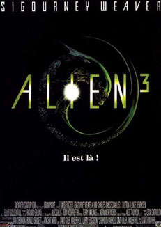 Alien 3 de David Fincher - 1992 / Science-Fiction