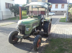 Fendt Farmer 2D, 30 PS, Bj. 1964