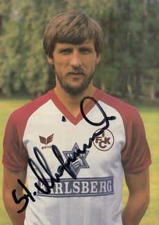 Saison 1986/87 (Foto: Archiv Thomas Butz)
