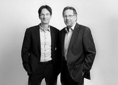 Rainer Kopitzki und Manfred W. Schoppe von mehrWEB.net - Marketing-Profis und Jimdo-Experts