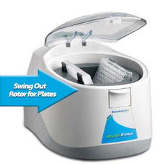 PCR Plate Centrifuge, for 96-well Micror and PCR lates