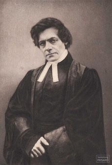 IMA.19.036 Adolphe Monod (1802-1856) (Heliographie, 1893) / © Sammlung PRISARD