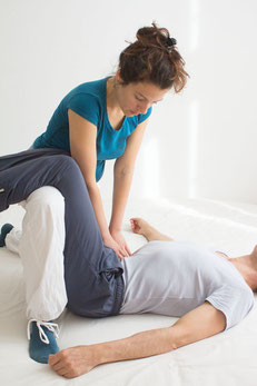 Viszerale Behandlung der inneren Organen in Shiatsu-Praxis Graz Vesna Drnovsek Bock