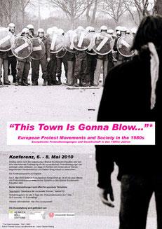 Das Plakat zur Konferenz...(Layout: Myriam Nöding, 2010)