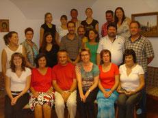 Gründungsmitglieder im Jahr 2007