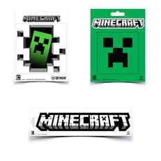 Minecraft Sticker Collection マインクラフトステッカーシリーズ