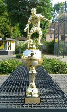 Platz 3 für die TuS C2 in DU-Bissingheim.