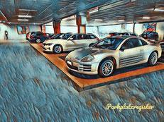 Car Safe Parkplatz Airport Hamburg