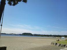 金沢区 海の公園