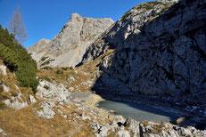 #schneibstein , #nationalpark , #königssee , #berchtesgaden , #kleine reiben, #gipfel , #bayern , #seelensee , , #herbst