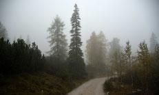 Herbststimmung im Karwendel .....