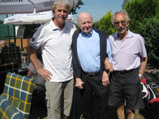 Gustav Heyer, Arnim Dieckhoff, Dieter Schüler
