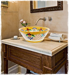 mexican sinks by Mexambiente