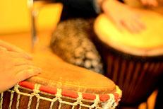 Trommel-Workshop für Frauen in Dresden
