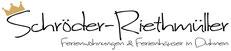 Ferienwohnungsvermittlung Schröder-Riethmüller in Duhnen.