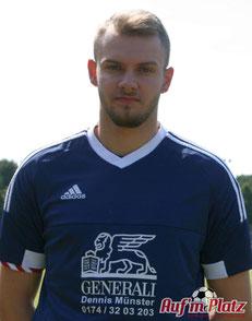 Max Kappenberg erzielte das zwischenzeitliche 1:1.