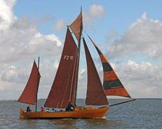 Foto von Zeesenboot Tina aus Wustrow