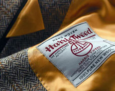 Das Harris Tweed Label